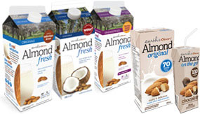 Earth's Own Almond Milk