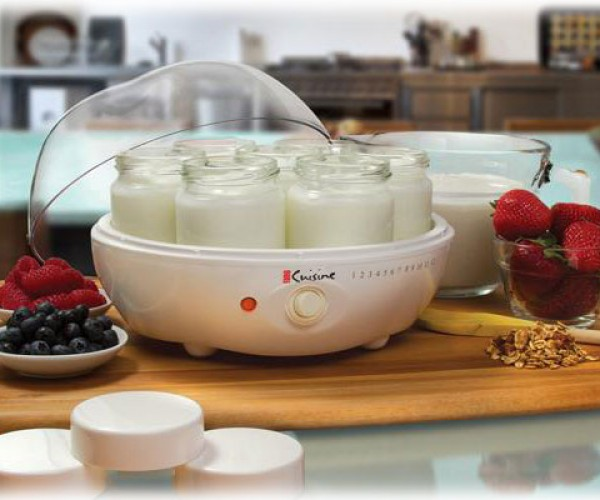 Almond Milk Yogurt Maker to Make Your Own Healthy Yogurt