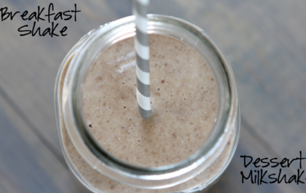 almond milk shake recipe 1