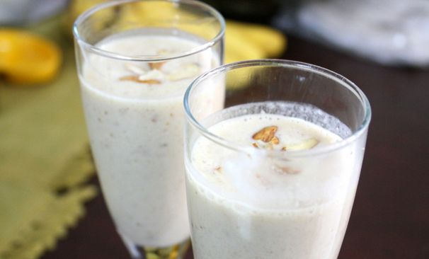 almond milk shake recipe 2